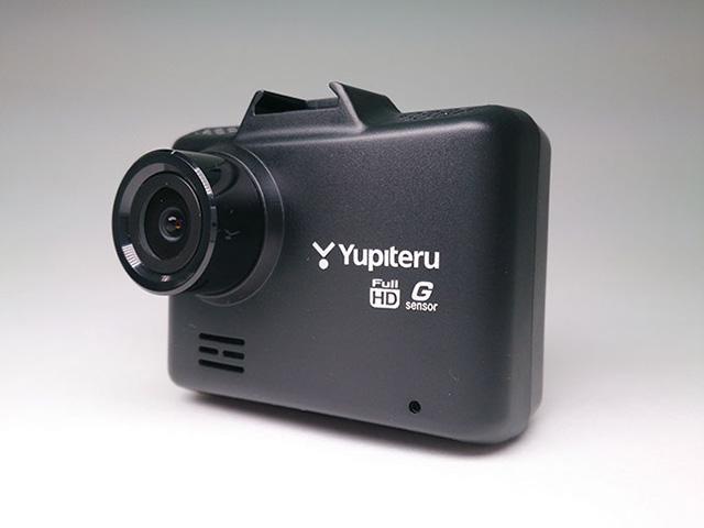 ユピテル ドライブレコーダー「DRY-ST1000c」 本体画像