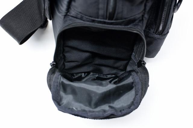 Abu Garcia(アブ・ガルシア)ワンショルダーバッグ2 マルチサイドポケット