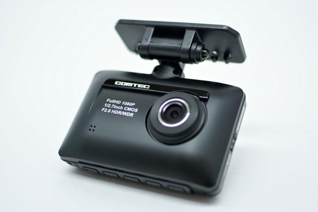コムテック ZDR-015 フロントカメラ