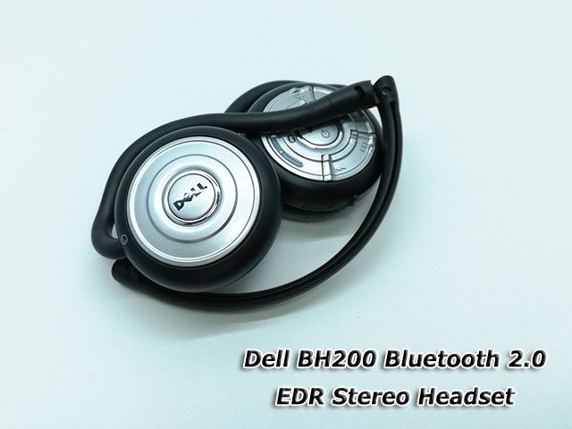 Dell BH200 Bluetooth 2.0 EDR Stereo Headset